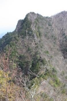 10西岳から東岳.JPG